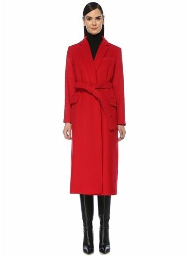 Beymen Collection Palto Kırmızı
